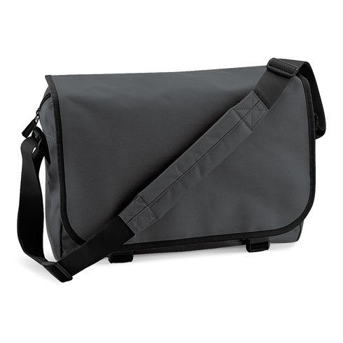Bagbase Reportertasche Anthrazit