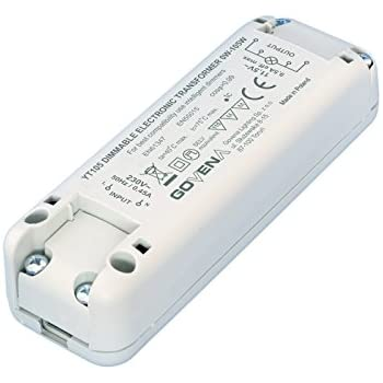 0w 105w Dimmable Electronic Transformer Yt105 Low