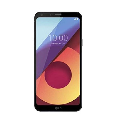 LG Q6+ (18:9 FullVision, Black) with Offers