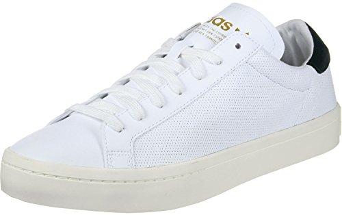 adidas Herren Courtvantage Gymnastikschuhe Elfenbein (Ftwr White/ftwr White/core Black)
