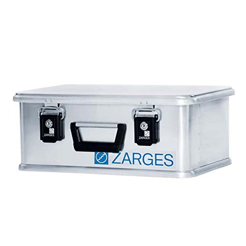 Relags Zarges Box - Mini XS Silber, 24 Liter