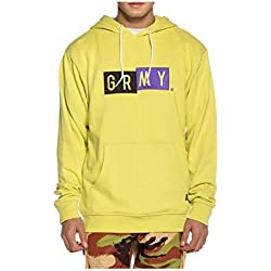 Grimey Sudadera F.A.L.A. Hoodie SS19 Lime-S