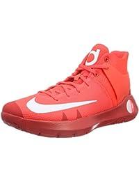 adidas Crazy Ghost 2 hombres zapatillas de deporte / zapatos de baloncesto-Red-49.5 Mj89Hy