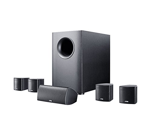 Canton Movie 95 Conjunto de Altavoces 5.1 Canales 620 W Negro -...