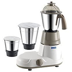 Boss All Time 500 W Mixer Grinder��(Blue, 3 Jars)