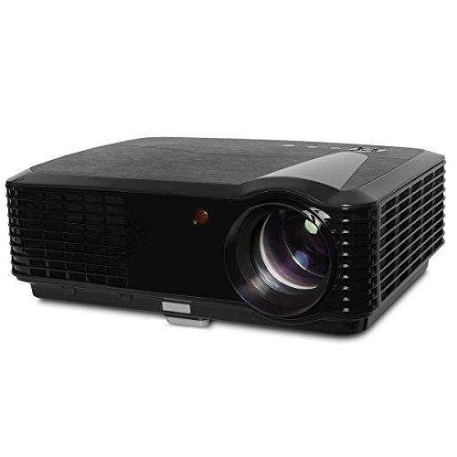 GoClever Cineo Vivid LED HD Beamer 2800 Lumen Projektor Heimkino 1080p Projektor Led Lumen Output