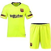 Equipo de la Camiseta y Pantalones Cortos del Equipo de fútbol de Jersey f19810a09fc0f