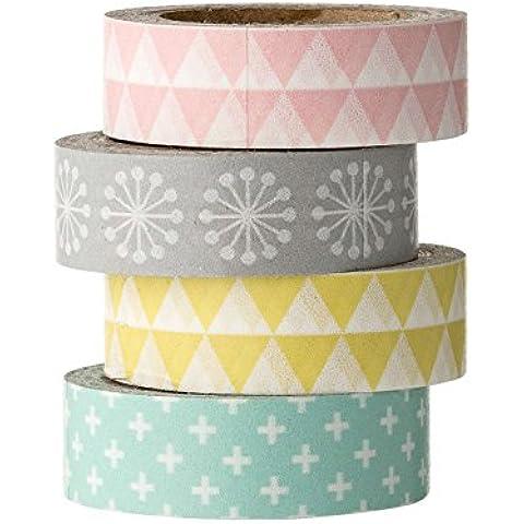 Bloomingville nastro adesivo decorativo Set pastell suoni