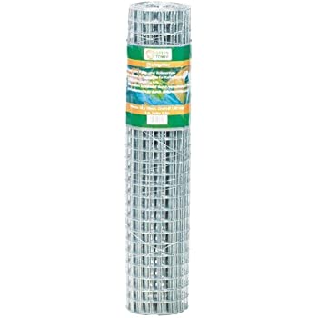 Green Tower Drahtgitter 12,7 x 12,7 x 0,65 x 1000 mm 5 Meter Lang