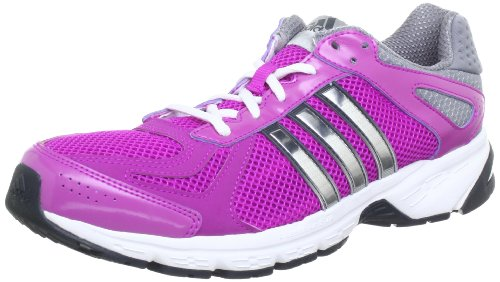 adidas Duramo 5, Chaussures de running femme Rose - Pink (VIVID PINK S13 / METALLIC SILVER / RUNNING WHITE FTW)