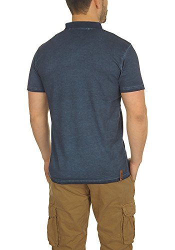 SOLID Termann Herren Poloshirt Shirt Insignia Blue (1991)