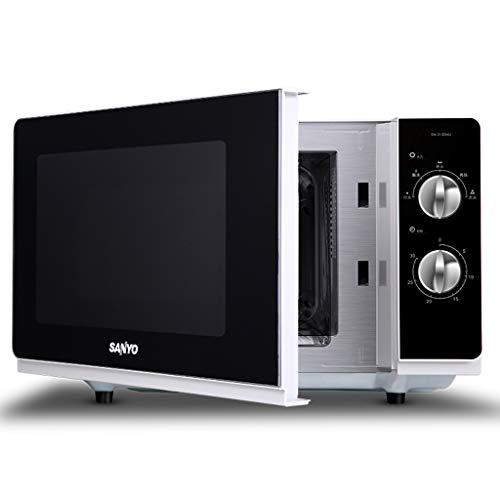 DLT Mini-Knauf-Mikrowellen-Konvektionsofen, Kleiner 700W-Mikrowellenofen für Schlafsaal, Zuhause, 0,7 Cu. Ft, Kompakter Mikrowellen-Toaster-Ofen-Combo, Schwarz (Mikrowelle In Gebaut Backofen Und)