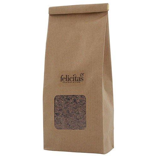 Trinkschokolade Zartbitter von der Confiserie Felicitas (200 g)
