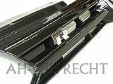 Original Volkswagen NEU Original VW Khlergrill Tuning Golf 6 R R-Line Grill Klavierlack Frontgrill