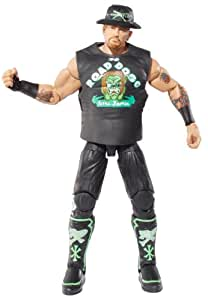 WWE Wrestling Elite Series 26 ROAD DOGG Figure (Includes 2 Shirts & Hat)