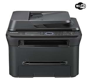 Samsung SCX 4623FW Multifonction (télécopieur / photocopieuse / imprimante / scanner) Noir et blanc laser copie (jusqu'à) : 22 ppm impression (jusqu'à) : 22 ppm 250 feuilles 33.6 Kbits/s Hi-Speed USB, 10/100 Base-TX, 802.11b, 802.11g