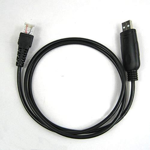 Censhaorme USB Programmierkabel Ersatz für Icom CB IC-F111 IC-F210 IC-F220 IC-F221 IC-440 IC-F500 Walkie Talkie Programm Cord - Icom-schnittstelle
