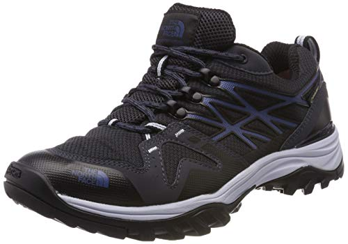 THE NORTH FACE Herren M Hedgehg FP GTX(eu) Trekking- & Wanderhalbschuhe, Grau (Ebony Grey/Shade Blue CIB), 44
