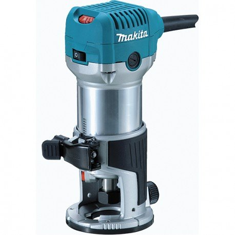 Makita RT0700C - Fresadora eléctrica 710 Watios