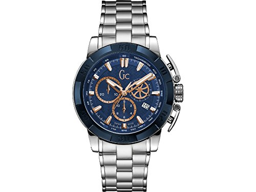 GC by Guess Reloj los Hombres Sport Chic Collection GC Turbo Sport Cronógrafo X11002G7S