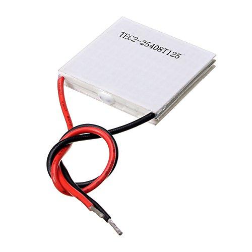 BliliDIY Tec2-25408 12V 8A 95W Doppelstock-Kühlanlage Für Elektronische Halbleiterplatten