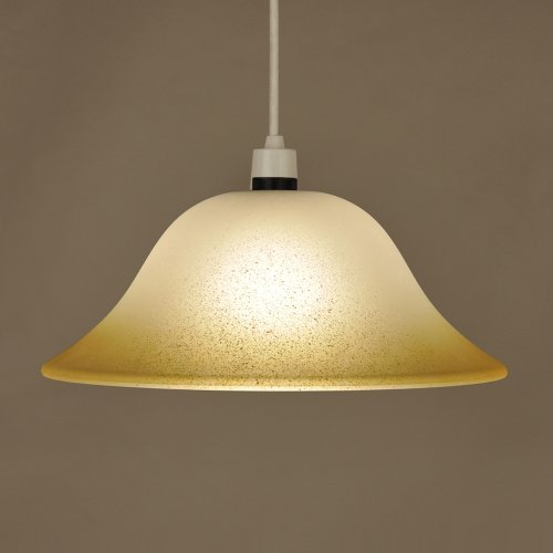 vintage-style-frosted-glass-ceiling-pendant-light-shade