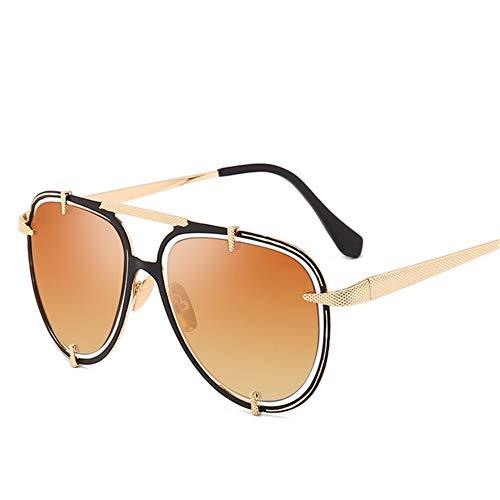 Wenkang Metal Frame Sunglasses Women Multi-Color Eyewear Male Uv400 Sun Glasses Protection Cool Sun Glasses for Female,7
