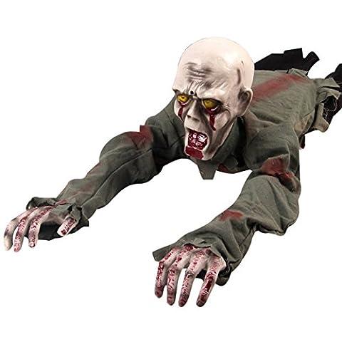 Beautylife66 #0240 Halloween Crawling Zombie Haunted House Props Decor