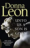 Unto Us a Son Is Given (English Edition)