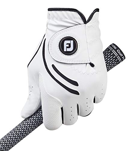 Footjoy GT Xtreme Golfhandschuh, Herren, Herren, 64854E, weiß, L