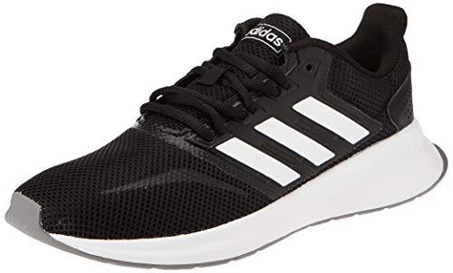 Adidas Runfalcon, Zapatillas de Trail Running para Mujer, Negro Negbás/Ftwbla/Gritre 000, 38 2/3...