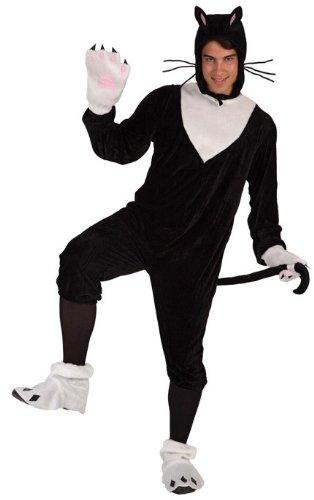 Generique - Katzen-Kostüm für - Weiße Katze Kostüm