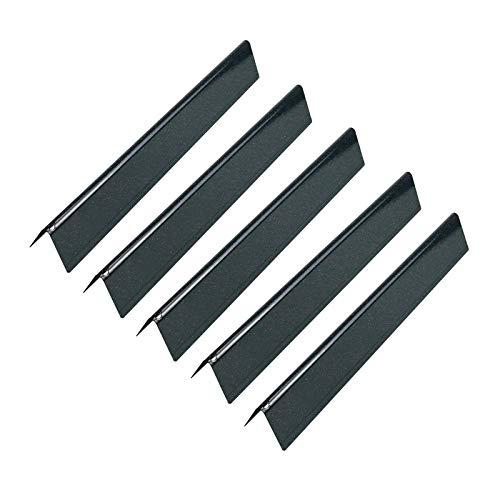 GFTIME 44,5 x 5,5CM 7621 Placa de Calor Barbacoa de Gas Piezas de Repuesto para Weber Genesis 300 310...