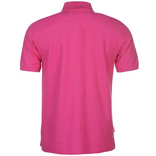Slazenger Polo Polohemd T-Shirt Pink