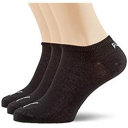 PUMA – Invisible 3p, Calza Sneaker Uomo