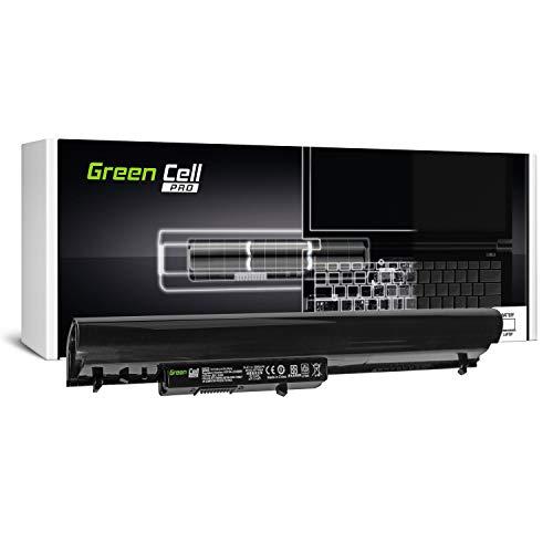 Green Cell® PRO Serie OA04 HSTNN-LB5S HSTNN-LB5Y HSTNN-PB5S HSTNN-PB5Y 746641-001 740715-001 Akku für HP Laptop (Original Samsung SDI Zellen, 4 Zellen, 2600mAh, Schwarz) -