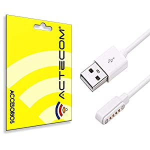 ACTECOM Cable de carga USB