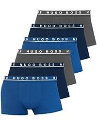 Hugo Boss Herren Boxershorts Unterhosen 50325403 10146061 6er Pack