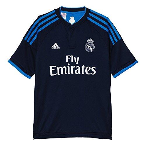 adidas Jungen Ausweichtrikot REAL 3 Jersey Y, Blau, 164, 4055011221575