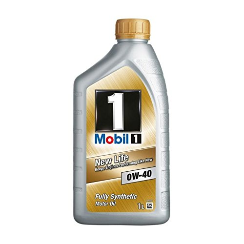 Mobil 1 New Life 0 W-40 pas cher