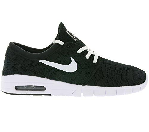 Nike SB Stefan Janoski Max Sneaker Turnschuhe Freizeitschuhe Schuhe Unisex schwarz - weiß