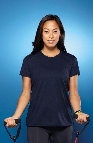 Gildan - Ladies' Core Performance T-Shirt Carolina Blue