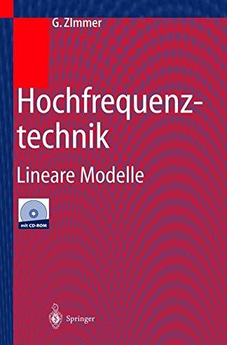 Hochfrequenztechnik: Lineare Modelle