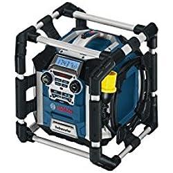 Bosch GML 50 Professional Radio/Radio-réveil MP3 Port USB