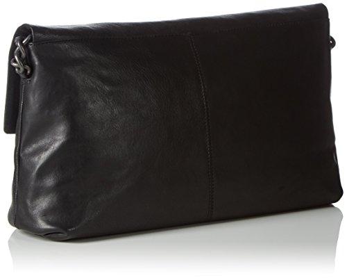 Vagabond Damen Bag No. 49 Schultertaschen, 34 x 20 x 11 cm Schwarz (Black 20)