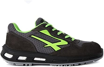 Zapatos de seguridad Point S1P SRC U-Power para hombre/mujer: talla 46