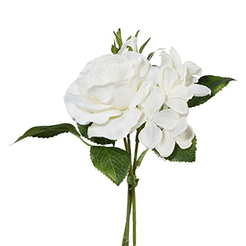 Kunstpflanze Pflanzenart: Rose