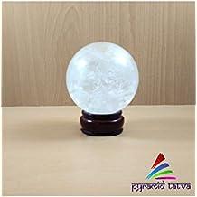 Navidad Venta. Bolas de Cuarzo Transparente Gemstone tamaño -2pulgada de curación de cristal de Chakra Balancing