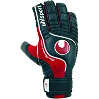 uhlsport Unisex Fangmaschine Pro Comfort Textile Goal keeper Gloves