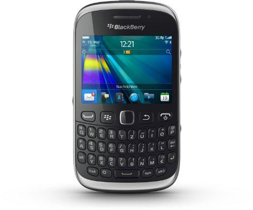 Blackberry Curve 9320 Smartphone (Telekom Branding) (6,2 cm (2,4 Zoll) Display, 3,2 Megapixel Kamera, QWERTZ, OS 7.1) schwarz Blackberry Curve Handy